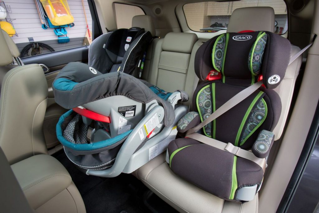 Convertible Child Car Seats